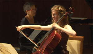 Lidy Blijdorp and Maria Joao Pires