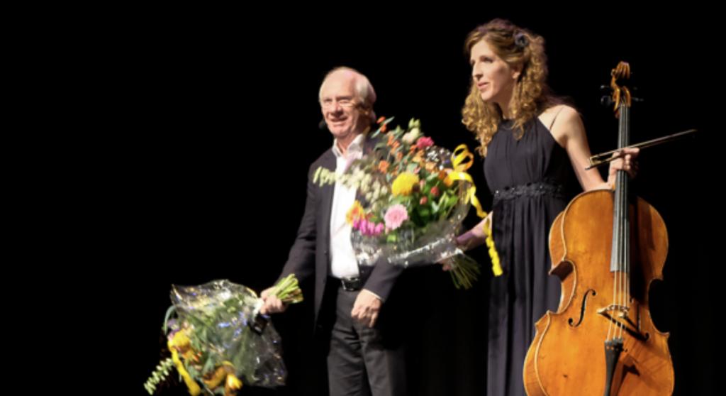 Lidy Blijdorp en Jan Brokken